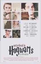 Potterhead v Bradavicích by AllieSubrae