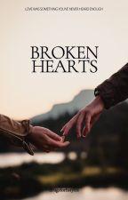 Broken Hearts (Larry Stylinson) by drugsforhstyles