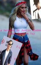 La hermana perdida de justin bieber (Nick Jonas & Tu) by jdbm92