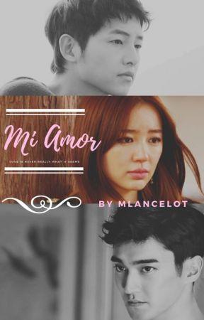 Mi Amor (Choi Siwon/Yoon Eun Hye/Song Joong-ki) by MLancelot