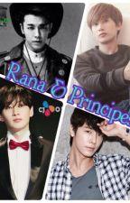 Rana & Principes by Sora_Ada