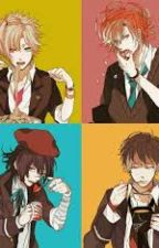 Diabolik Lovers:A great way to start (Mukami Brothers love story BOOK 1) by Mysteriousmaiden1473
