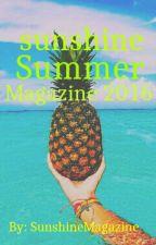 Sunshine Summer Magazine 2016 by SunshineMagazine