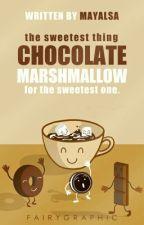 Chocolate Marshmallow by fairyofunicorn
