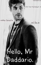 Hello, Mr. Daddario    m.d by parabatairatze