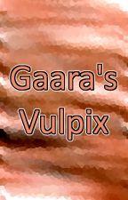 Gaara's Vulpix (Naruto/Pokemon crossover) by yemihikari