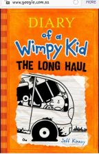 Diary Of A Wimpy Kid THE LONG HAUL by jimin34587