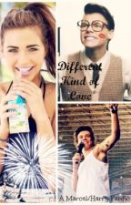 Different Kind of Love [A Marcel/Harry Fanfic] by ForeverCourteney