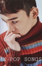 Frases de canciones ➳ kpop by baekxluhan