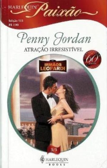 Irmãos Leopardi 03 - Atração Irresístivel (Penny Jordan)