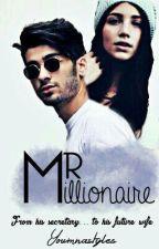 Mr Millionaire (Z.M) by _hazzaCat1901
