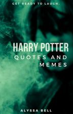 Harry Potter Quotes and Memes by -obviiously