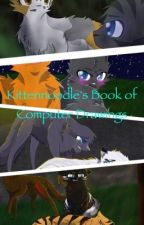 Kittennoodle's Book of Computer Drawings by kittennoodle