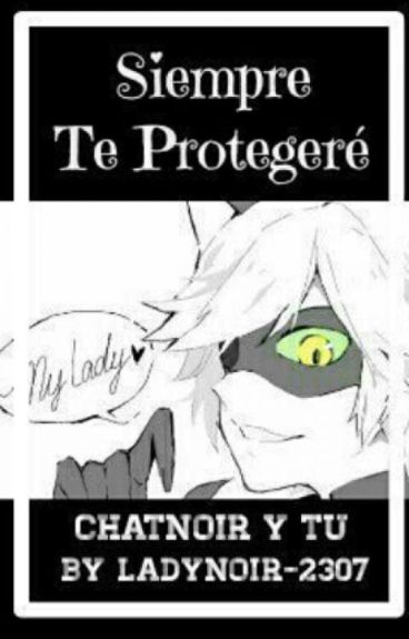 """""""Siempre Te Protegeré""""  (Chat Noir Y Tu) [COMPLETA]"""