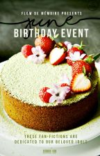 [JUNE] Birthday Event by flowdememoire