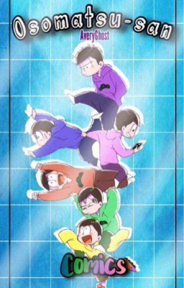 Osomatsu-san Comics