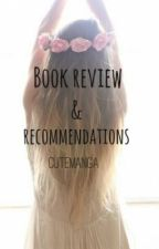 Book Reviews & recommendations♡ (Completed) by cutemanga