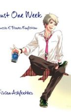 Just One Week (Prussia x Tsundere!Reader Fanfiction) Hetalia by MochiPochiMoo