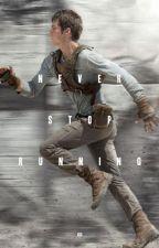 Maze Runner (Thomas y tu) by mariceleste01