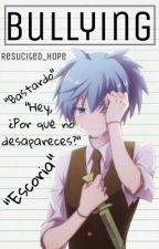 Bullying.   Shiota Nagisa   by Resucited_Hope