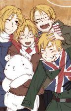America x Reader - Meeting the Family by haruhifujioka14