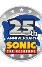 The 25 Years of Sonic the Hedgehog by Shadowfan65