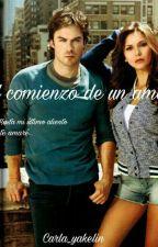 El Comienzo De Un Amor (DELENA) [Editando]  by carla_yakelin