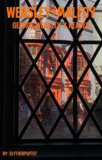 Weasley + Malfoy (George Weasley x Reader) by slytherpuff07