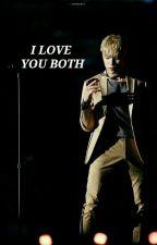 I love you both. | verkwan by bookwanie