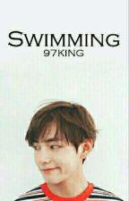 Swimming  ||  Taegi by blackicetotoro