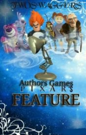 Authors Games: Pixar's Feature OPEN by TWOSWAGGERS