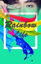 Rainbow Life | Nct Jaehyun Fanfic  by Jaehyunniee
