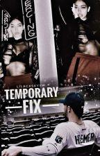Temporary Fix || Eric Hosmer by LilacxSkyyy
