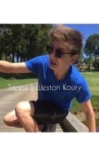 Trïppÿ || Weston Koury by Og_koury