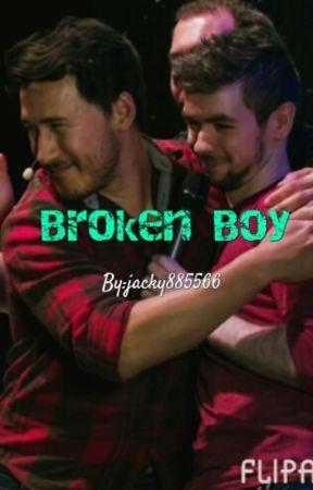 Broken Boy (Septiplier Trash :P)  by jacky885566