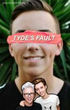 Tyde's Fault  by youtuberlover5