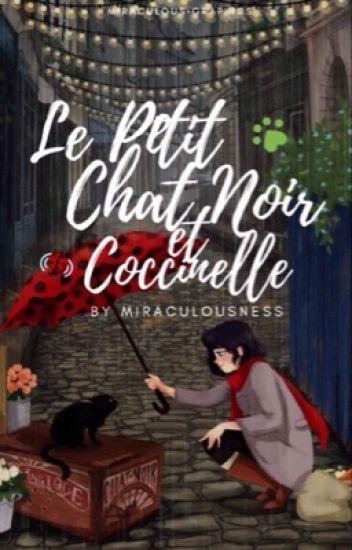 Le Petit Chat Noir Et Coccinelle [ML]