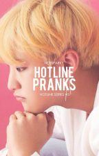 Hotline Pranks / seoksoon by notsparky