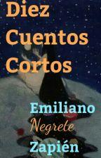 Diez Cuentos Cortos by Emiliano_Negrete