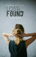 Lost and Found  by clarless