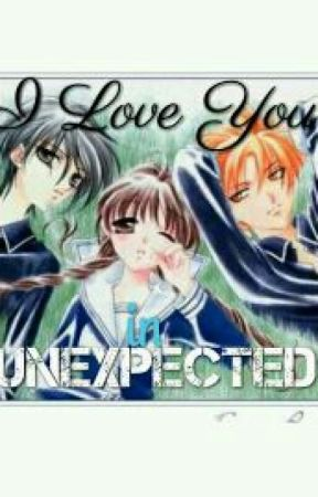 I LOVE YOU IN UNEXPECTED by Itsnathmay