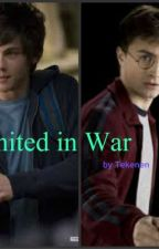 United in War (Harry Potter/Percy Jackson) by WombatChick