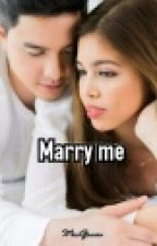 Marry me (AlDub/Maiden) by MissGanoin