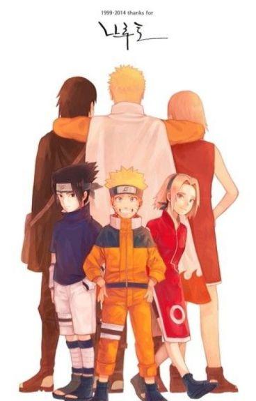 ( Fanfic ~ Naruto) Xuyên thời gian