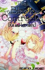 The Black Contrack(rin X Len) by 09Cantika_cancan01