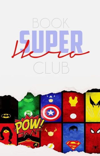 SUPERHERO Book Club || CLOSED