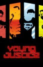 Liga Młodych kontra Młodzi Tytani by Nieuchwytna
