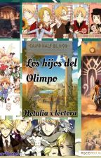 Los hijos del Olimpo (Hetalia x lectora) by Alba-Ramos
