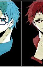 """[ AkaKuro fanfic ] """"Tôi thích cậu đó! Chuẩn bị tinh thần đi!"""" by Mikatachi"""