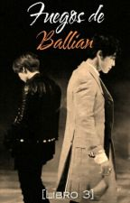 Fuegos de Ballian [EunHae/HaeHyuk +18] ADAPTACIÓN by L-JewElfish